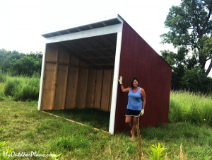 How-to-build-a-10x14-run-in-shed