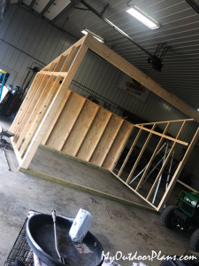 How-to-build-a-run-in-shed-10x14