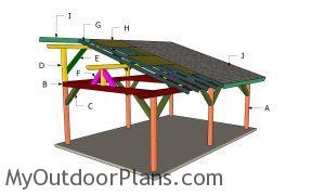 Building a 16x24 pavilion