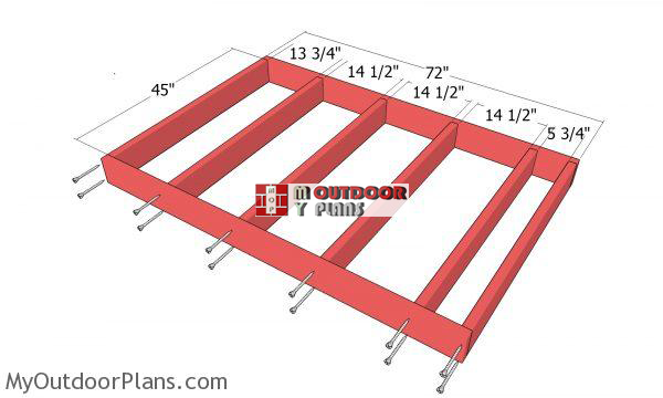 Floor-frame-for-the-6x8-shed