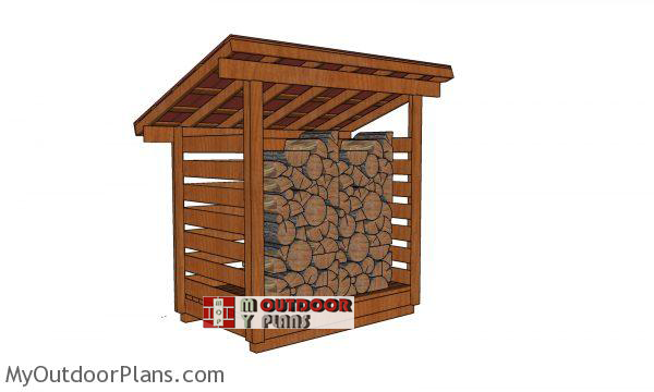 How-to-build-a-4x6-woodshed