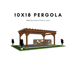 10x18-Pergola