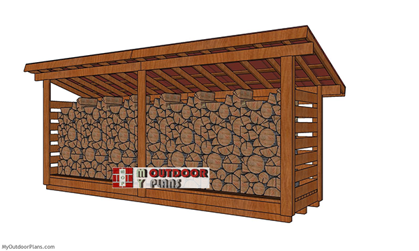4x16-firewood-shed-plans