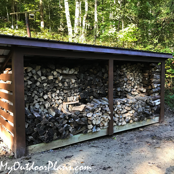4-cord-firewood-shed---diy-project