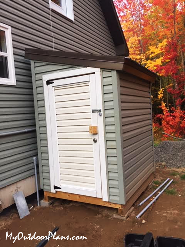 5x6-Lean-to-Shed-DIY-Project
