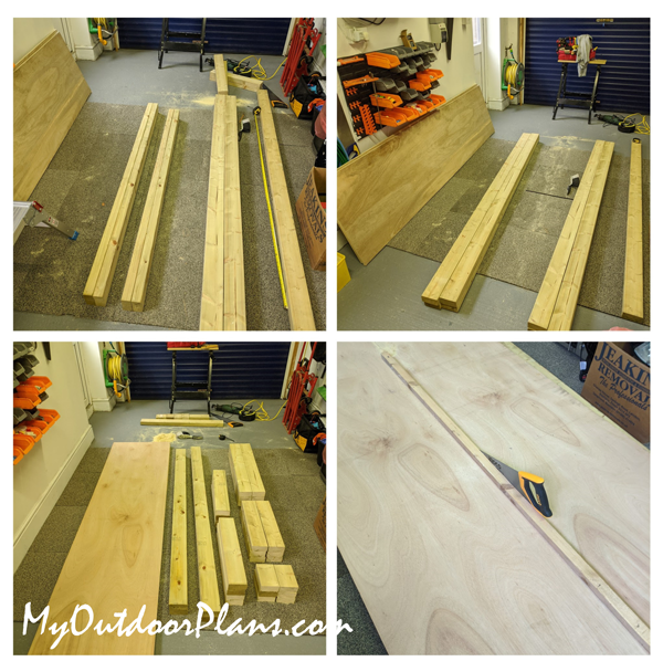 Cut-parts---workbench