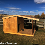 How-to-build-a-dog-house-with-porch