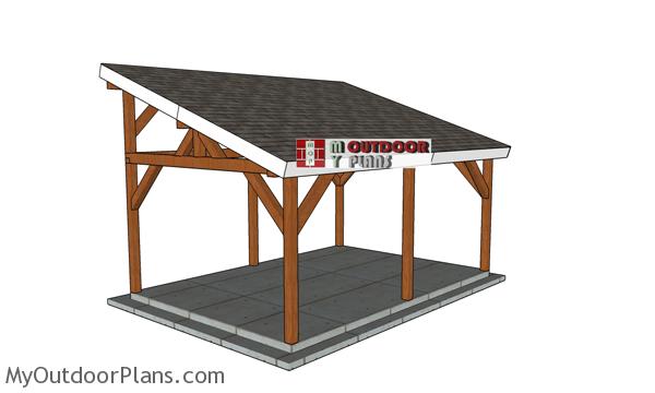 14x20-Gable-Pavilion-Plans