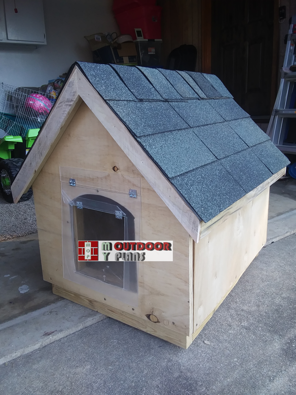 Dog House - DIY Project