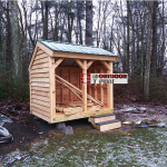 Saltbox-Shed-for-Firewood---6x8