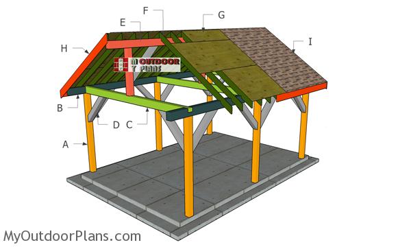 Building-a-14x18-pavilion