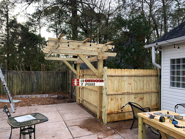 How-to-build-a-2-post-pergola
