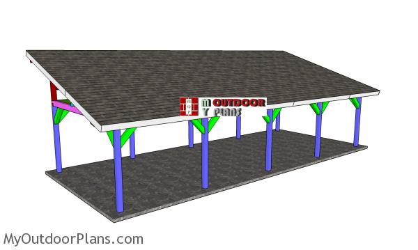16x40-Lean-to-Pavilion-Plans---assembled
