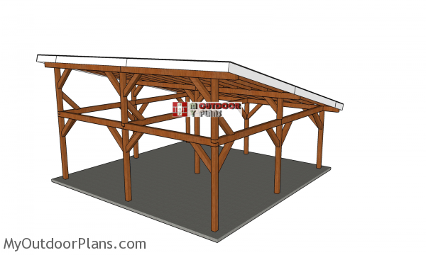 24x24-pavilion-lean-to-plans---back-view