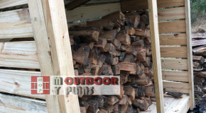 DIY Project – Wood Shed