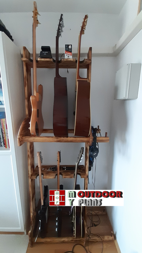 DIY Project - Double Decker Guitar Stand
