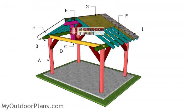 Building-a-12x8-pavilion