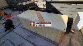 DIY Project – Outdoor Storage Box
