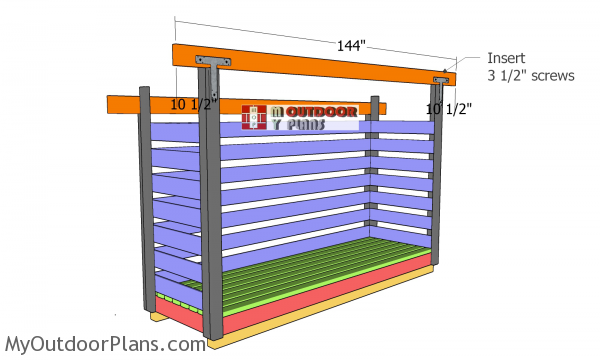 Fit-the-support-beams