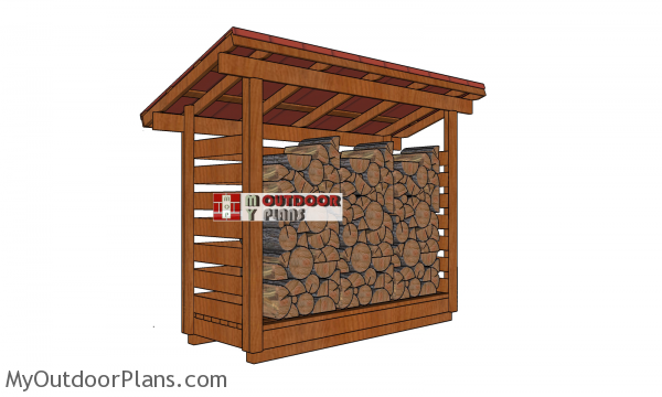 How-to-make-a-3x10-wood-storage-shed