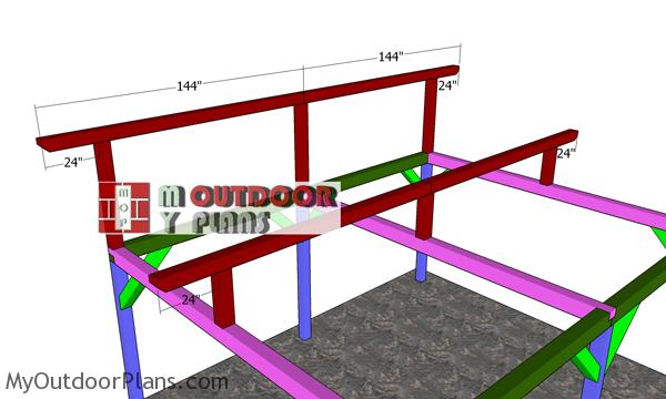 Fitting-the-top-ridge-beams