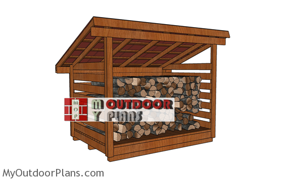 How-to-build-a-6x8-firewood-shed
