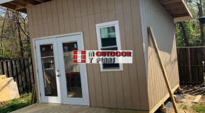 DIY Project – 12×12 Lean to Shed