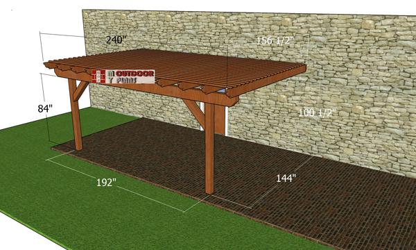12x16-attached-pergola-plans---dimensions