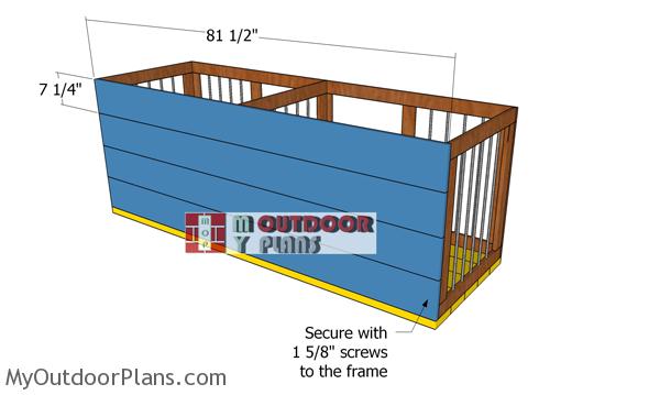 Fitting-the-back-wall-slats