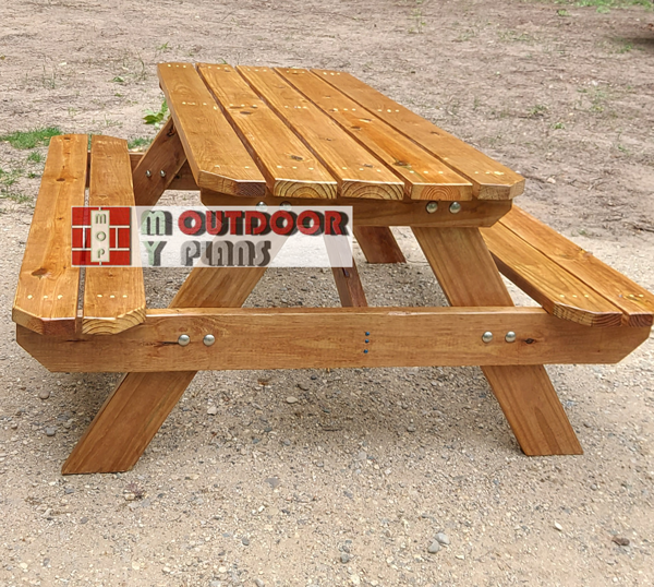 How-to-build-a-6-ft-picnic-table