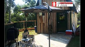 12×24 Gambrel Cabin – DIY Project