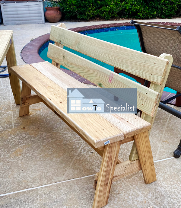 How-to-build-a-5-ft-outdoor-bench