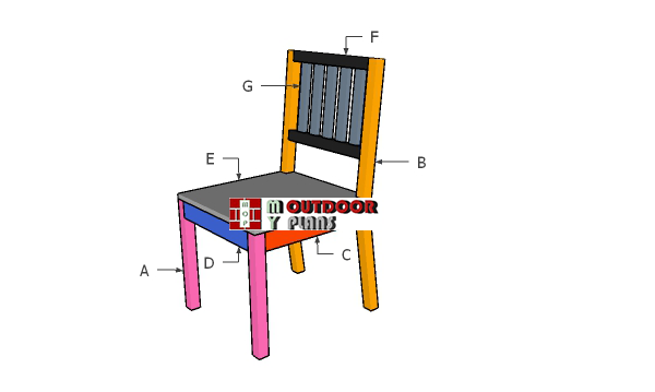 Building-a-kitchen-chair