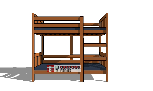How-to-make-a-bunk-bed