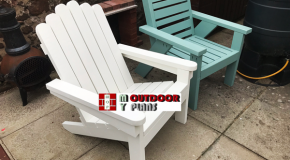 Adirondack Chairs – DIY Project