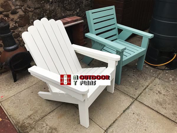 Adirondack Chairs - DIY Project