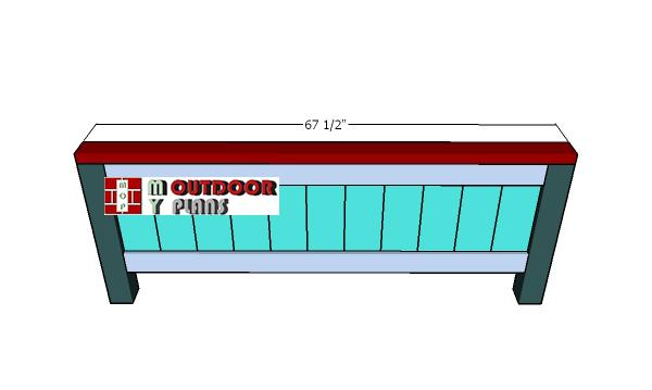 Middle-trim-footboard