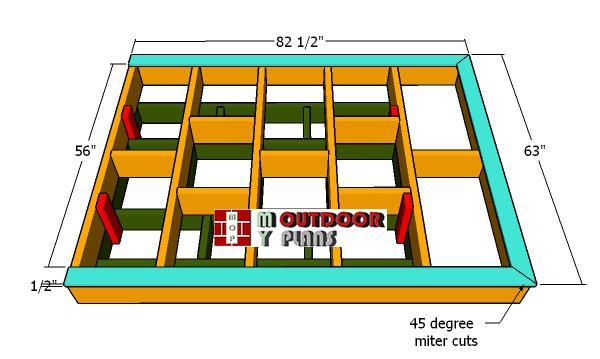 Bed-frame-trims