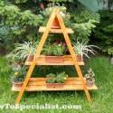Ladder plant stand plans myoutdoorplans free - Ladder plant stand plans ...